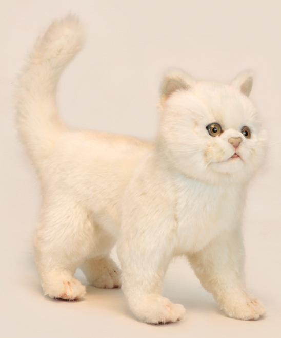 Hansa Toys  Stuffed Animals  - Kitten Collectible Plush Toy