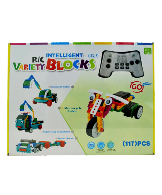 Top Race  Remote Control Toys  - Remote Control Vehicle Building Kit