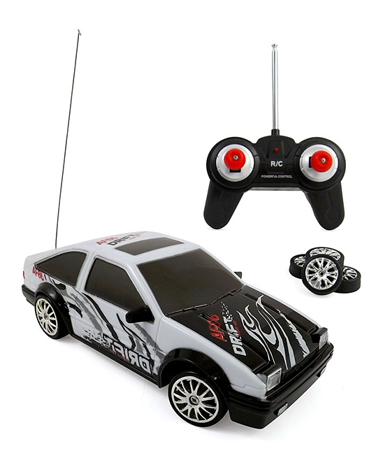 A to Z Toys  Remote Control Toys  - Remote-Control Drift Race Car Toy Set