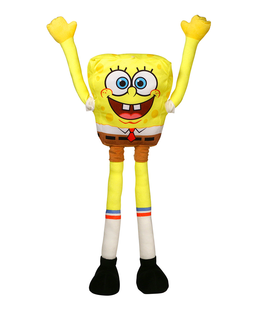 Spongebob Stretchkins Plush Toy Zulily
