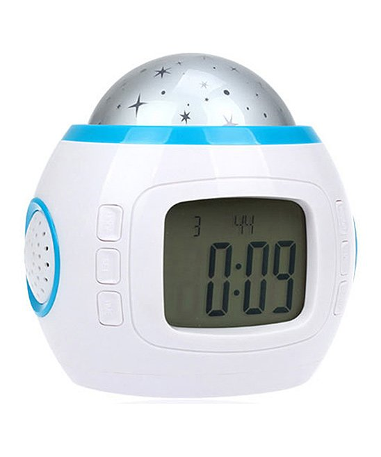 Tech Zebra - Star Light Alarm Clock