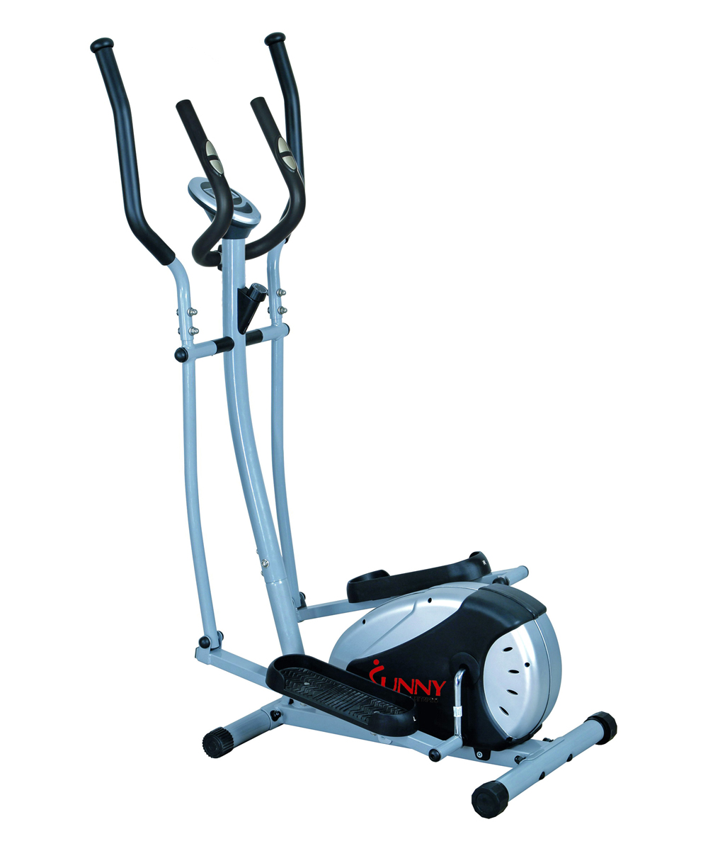 Sunny Health & Fitness  Exercise Machines  - Magnetic Elliptical Bike