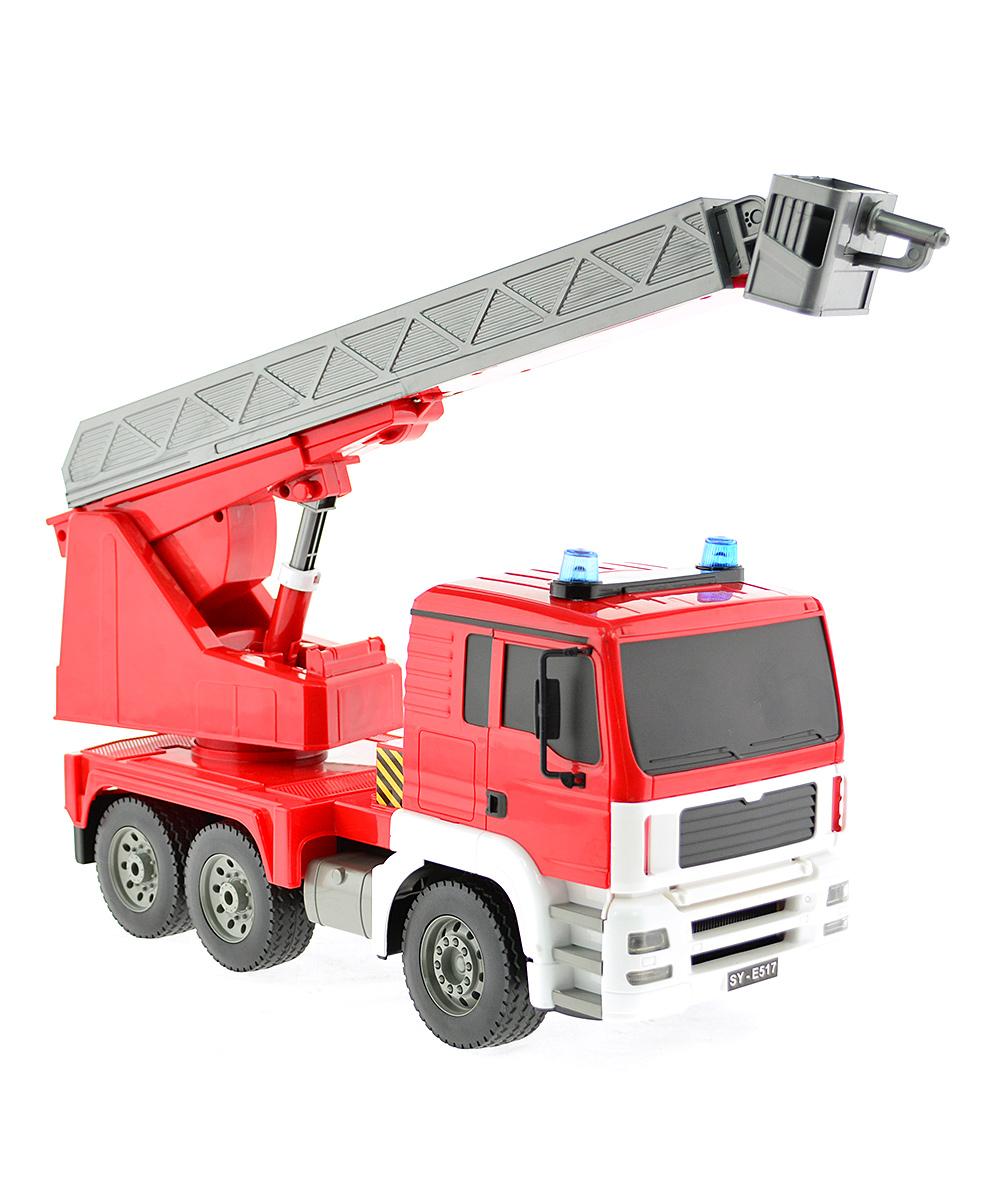 Mach 10  Remote Control Toys  - Remote-Control Fire Truck