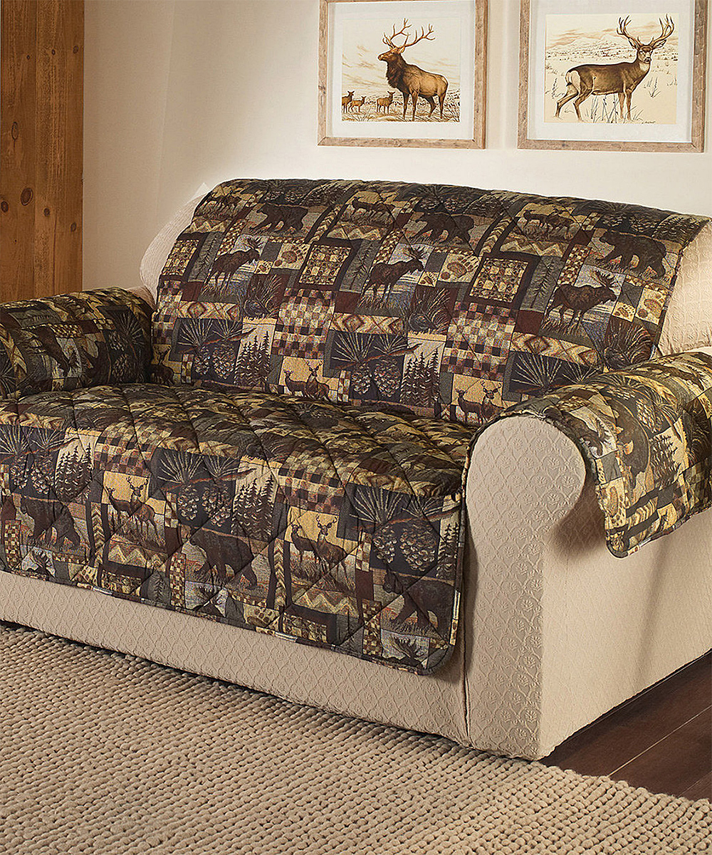 Jeffrey Home  Indoor Furniture Covers Multi - Lodge Furniture Protector