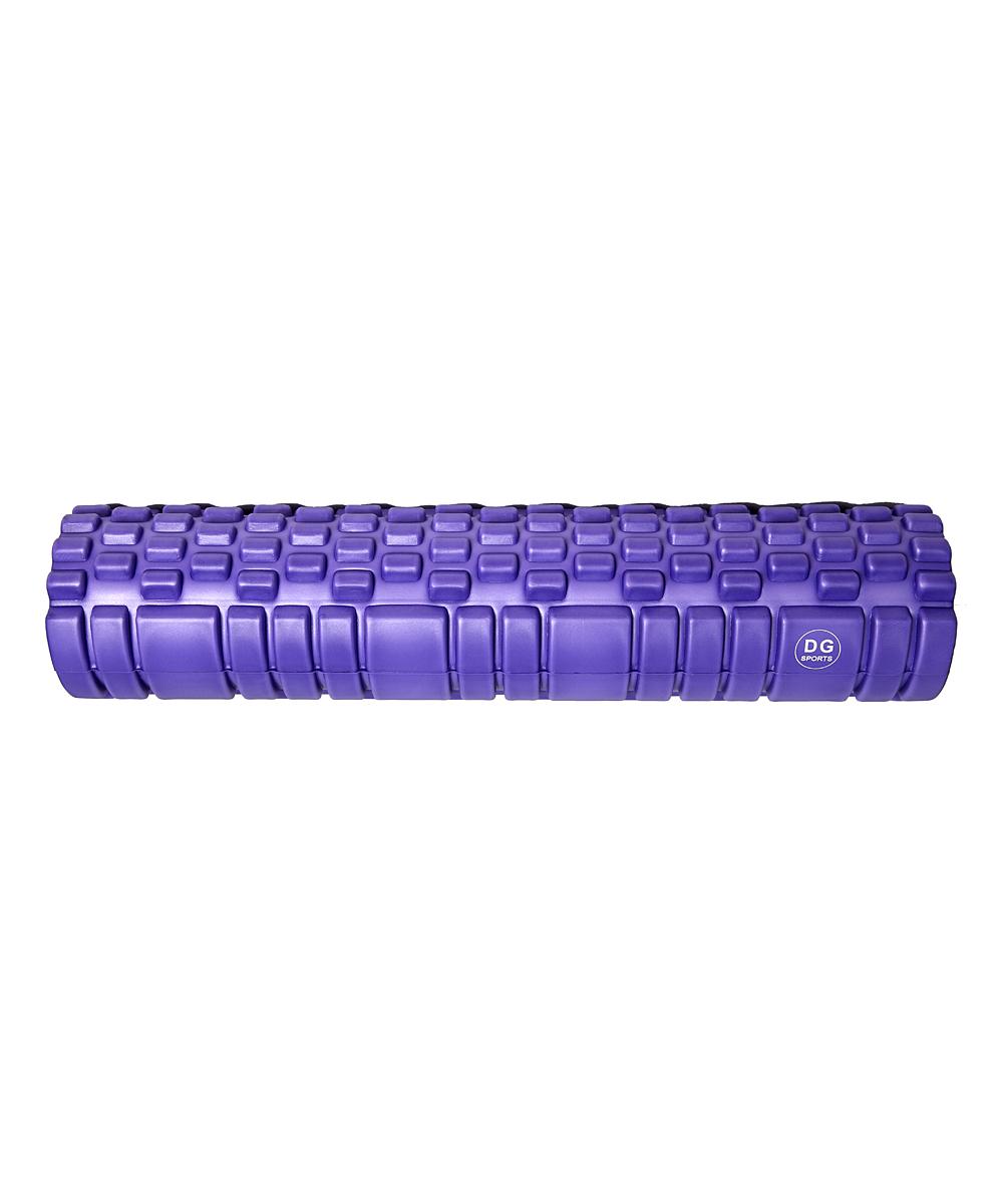 Purple Foam Large Massage Roller
