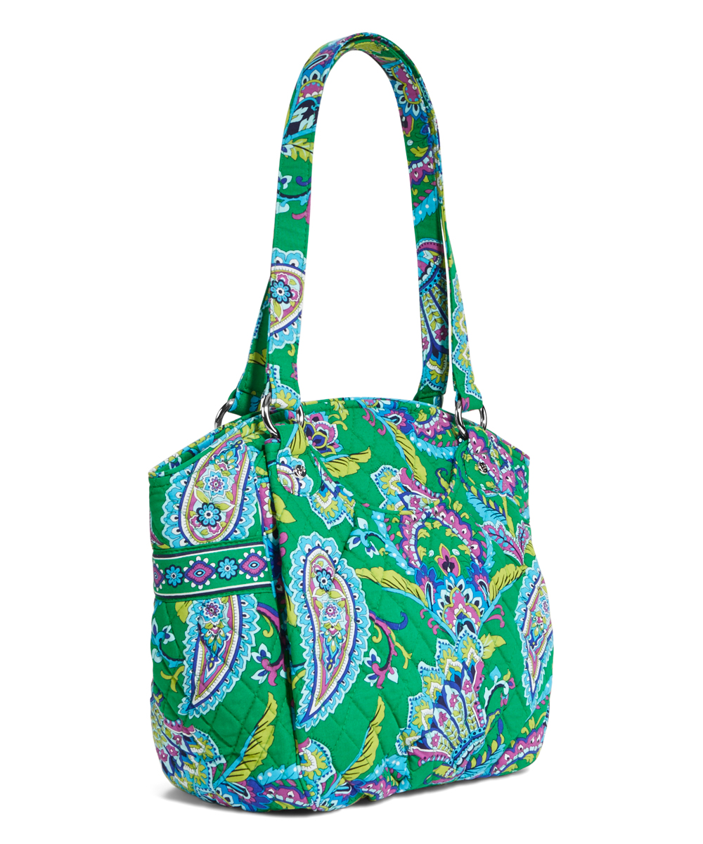 a886c07abcd3 love this product Emerald Paisley Glenna Shoulder Bag