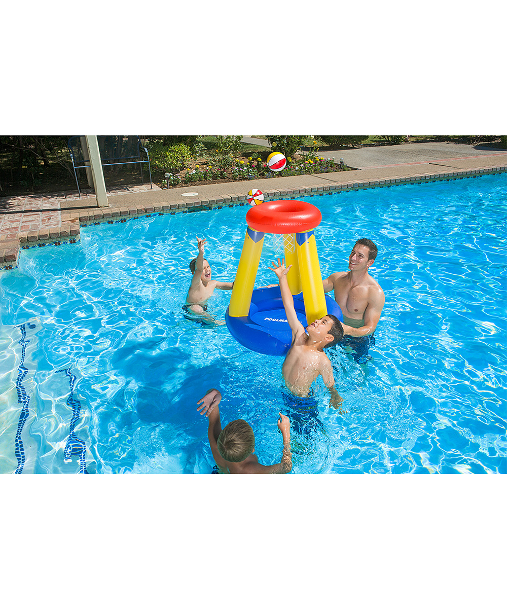 Water Basketball Game Set