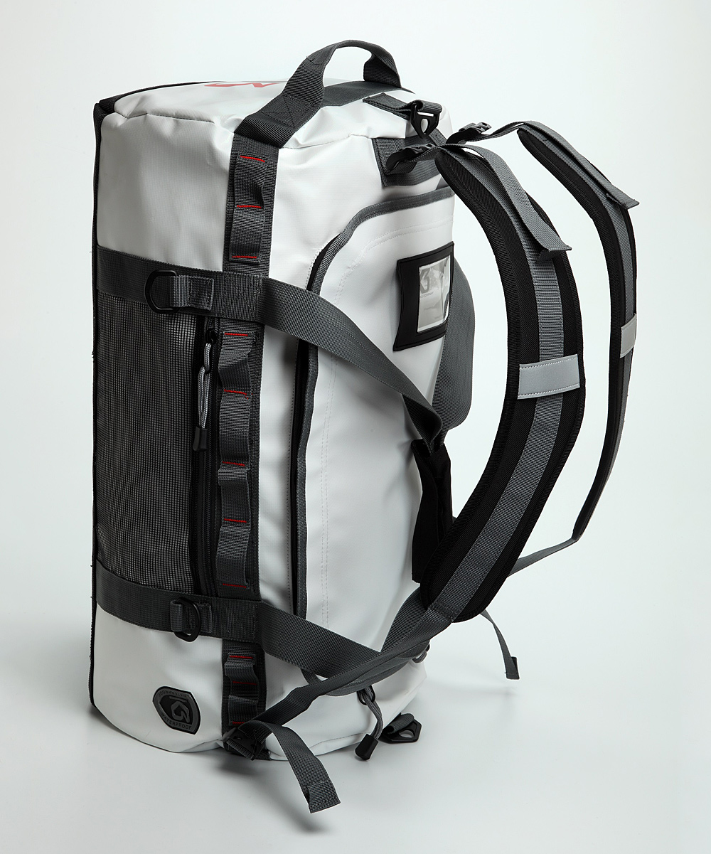 07202cdc93 all gone. White K3 Excursion Duffel Bag