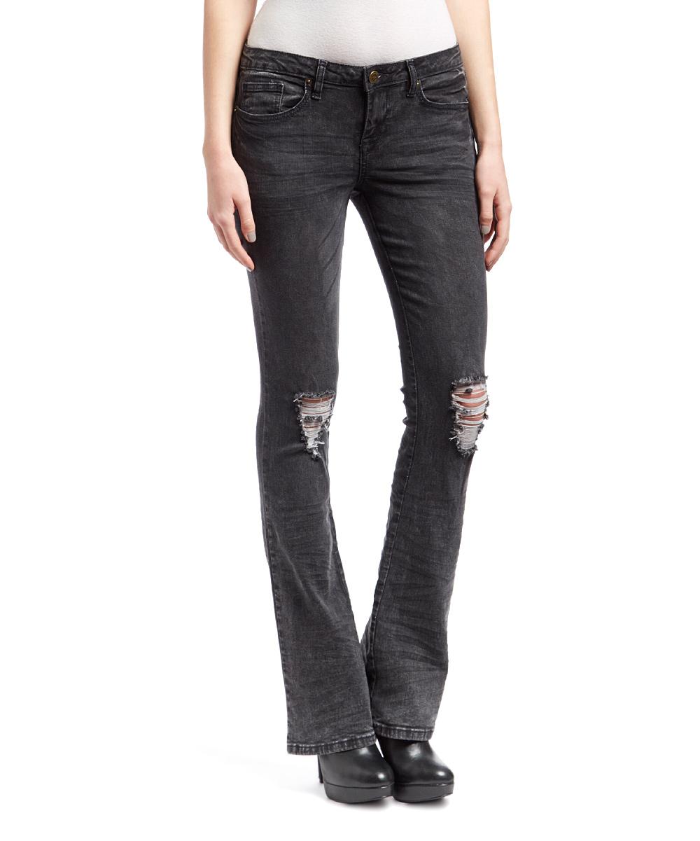 b6d30890 Lee Cooper Blackburn Wash Sienna Mid Rise Bootcut Jeans | Zulily