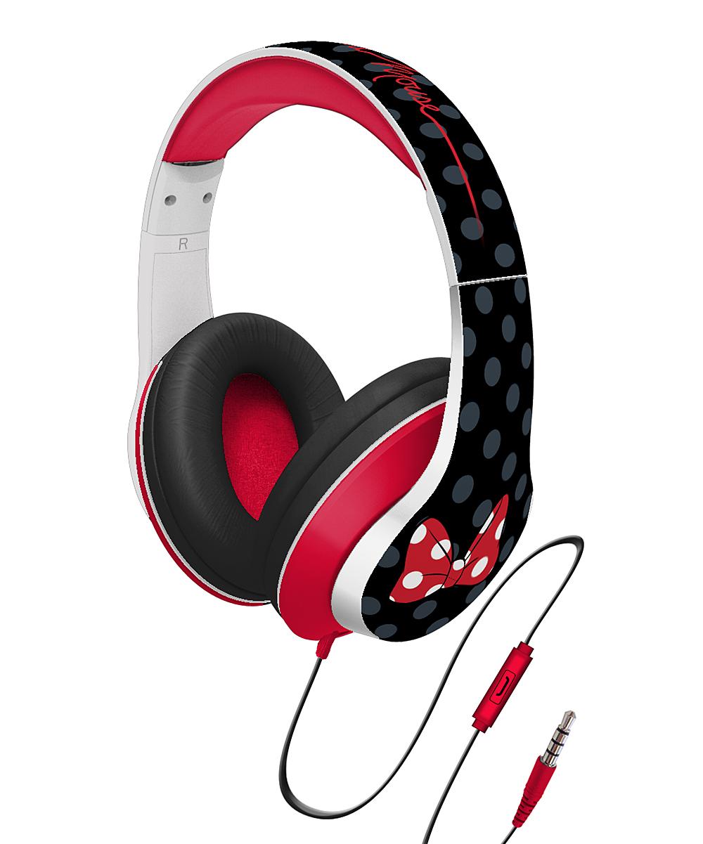 Minnie Over-Ear Headphones & Volume Control