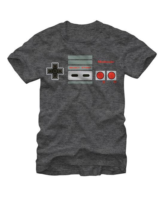 Nintendo Entertainment System Controller Tee - Men