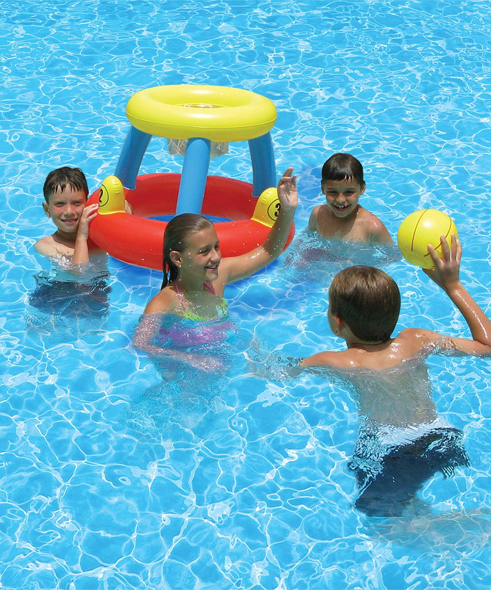 Poolmaster  Water toys  - Basketball/Ring Toss Pool Game