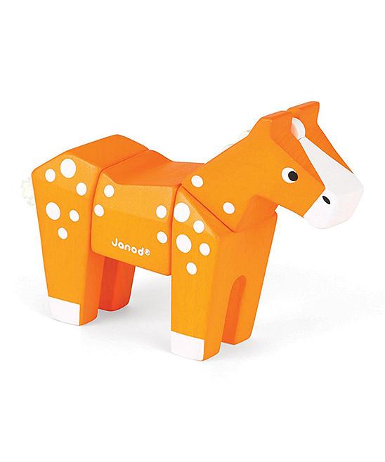 Janod  Developmental Toys  - Horse Animal Kit
