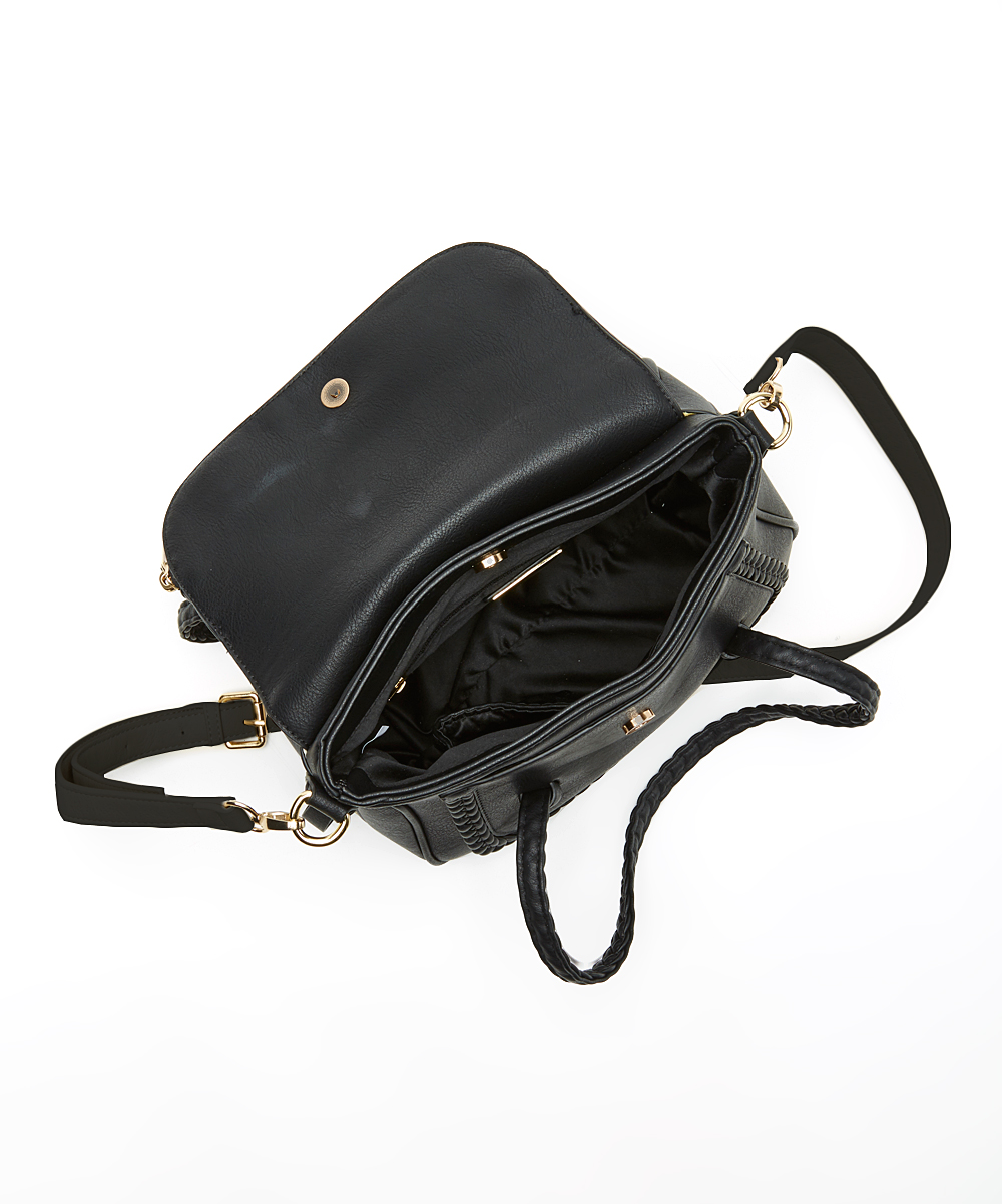7ac6170b9b90 Lionel Handbags Black Yorke Crossbody Bag