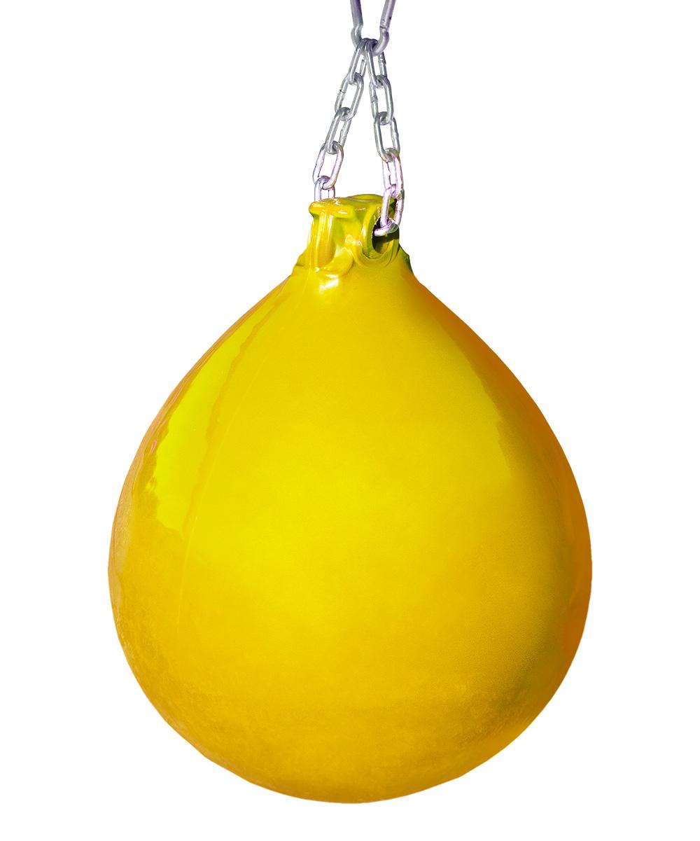 Yellow Playset Punching Ball
