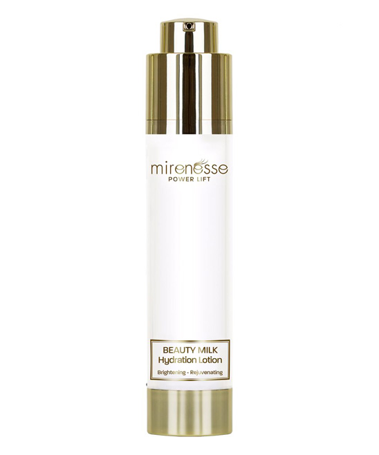 Mirenesse Australia Women's Moisturizer N/A - Power Lift Beauty Milk Intense Hydration Lotion