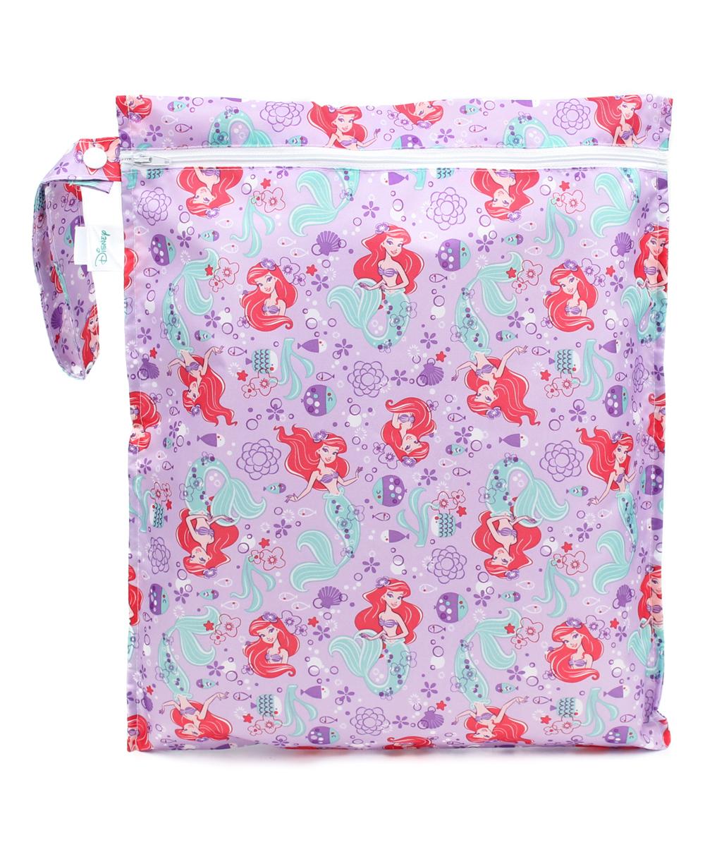 Disney Baby from Bumkins Girls' Wet Diaper Bags Ariel - Ariel Wet Bag