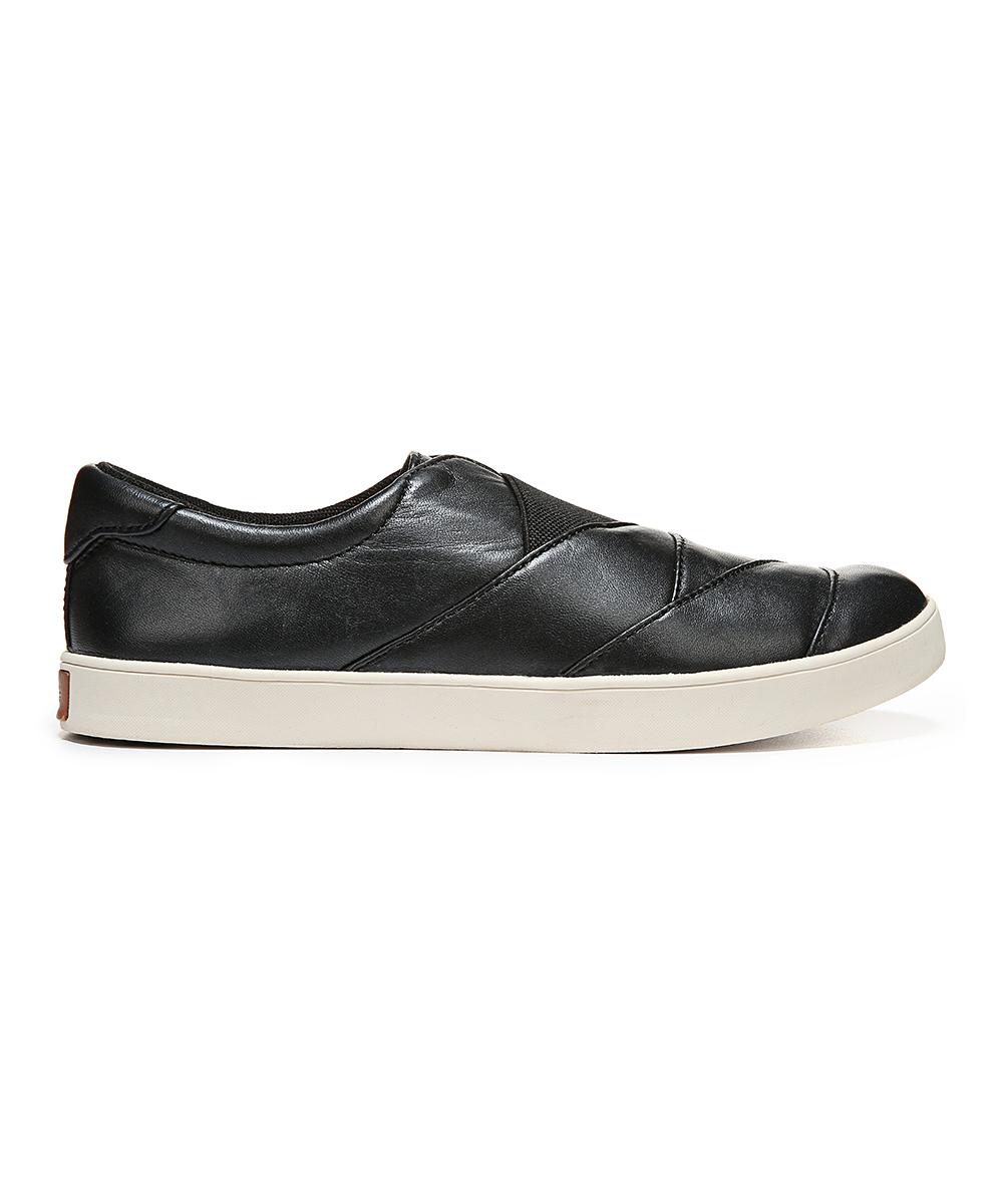 dabd0ccb3b3f love this product Black Sienna Slip-On Leather Shoe