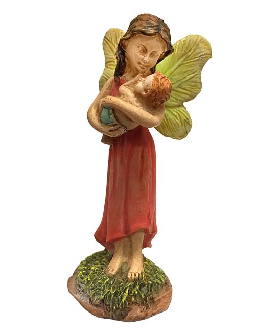 Marshall Home and Garden  Fairy Garden  - Fairy Mother & Child Figurine