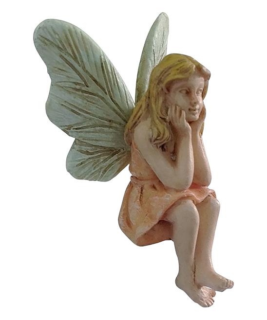 Marshall Home and Garden  Fairy Garden  - Sitting Fairy Figurine