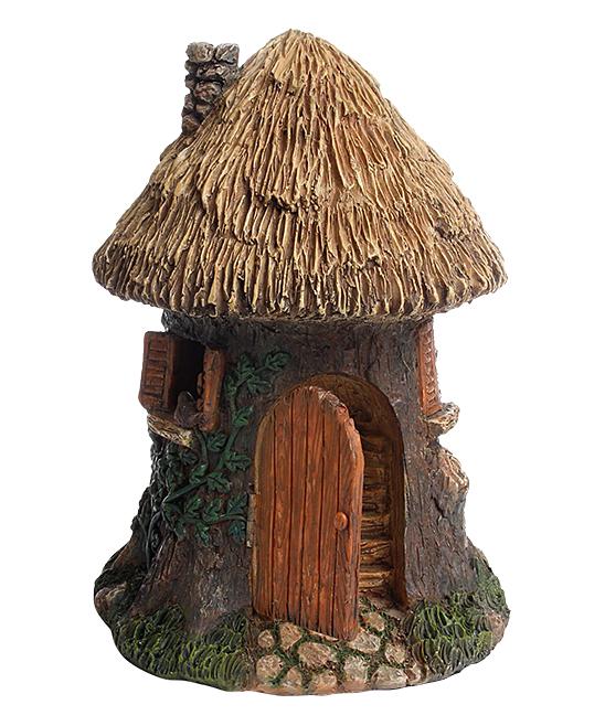 Marshall Home and Garden  Fairy Garden  - Fairy Round House