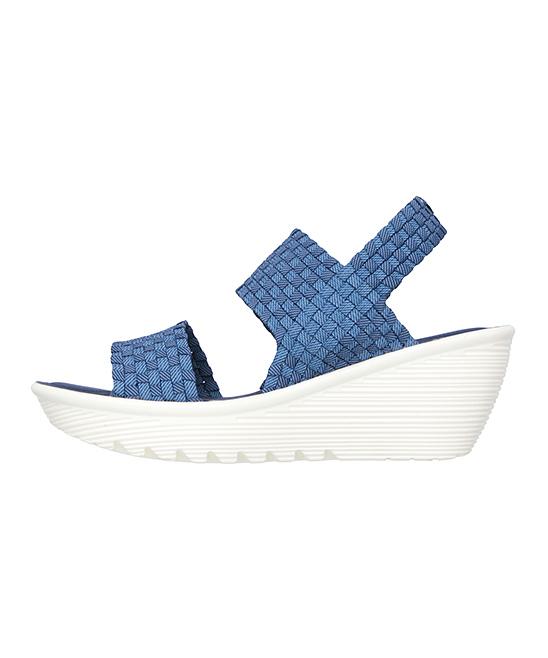 66776dffd901 Skechers Blue Cali Parallel Midsummer Weave Sandal - Women