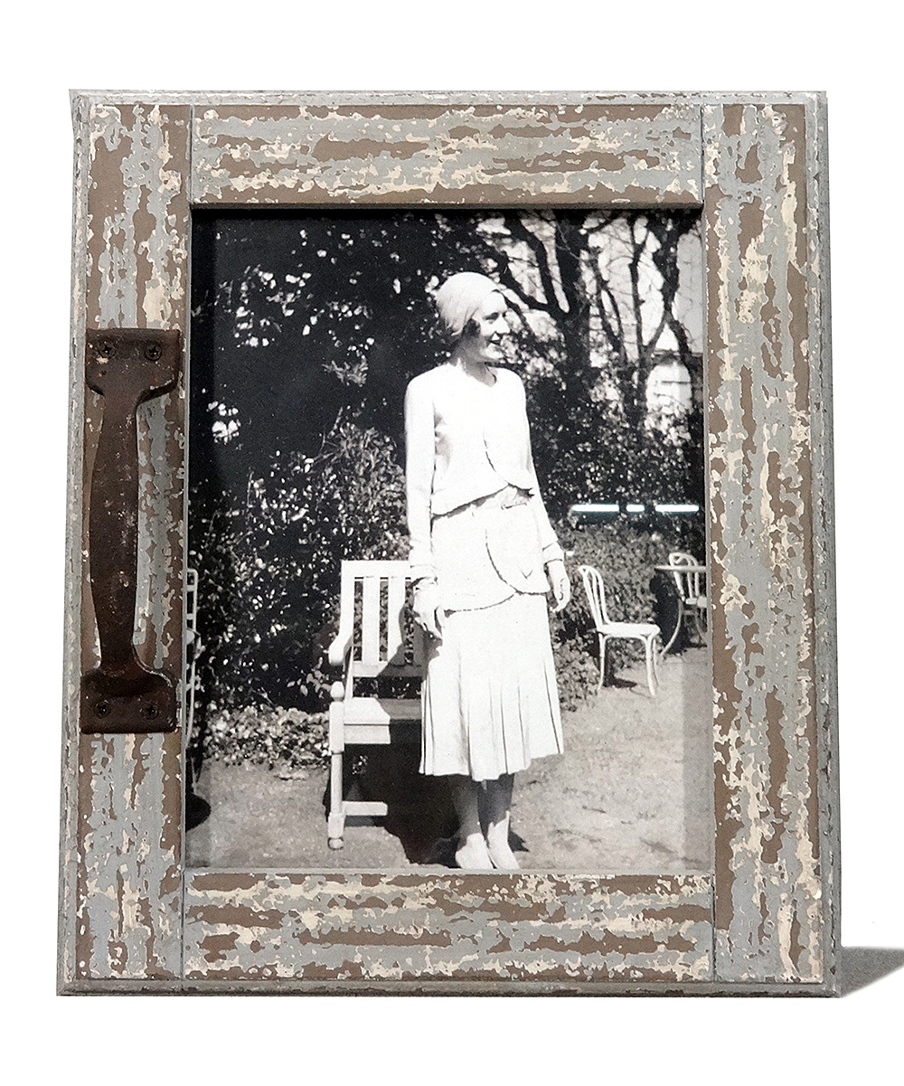 American Mercantile Distressed Wood Frame Zulily