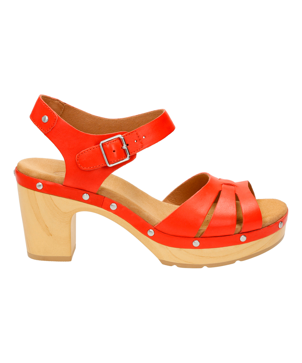8b7b5bf5f44 all gone. Grenadine Ledella Trail Leather Sandal