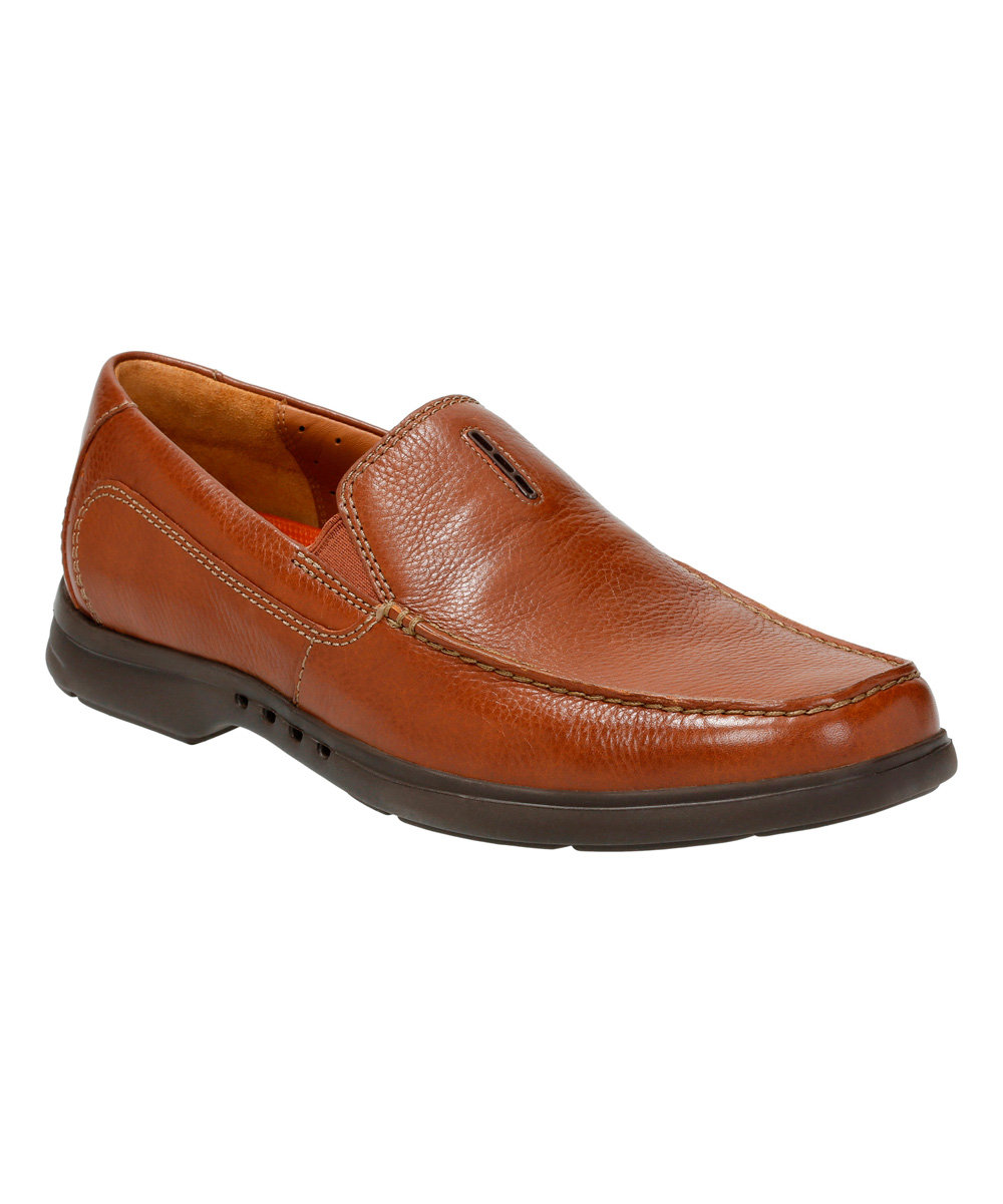 e339f88bd45 all gone. Tan Uneasley Twin Leather Loafer