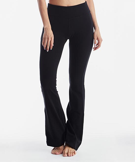 Black Yoga Pants - Women
