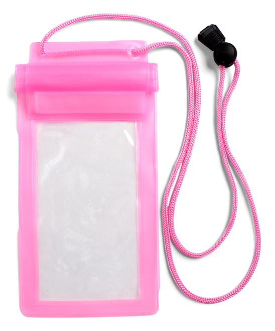 Riah Fashion Women's Cellular Phone Cases Pink - Pink Waterproof Case for iPhone 6/6s