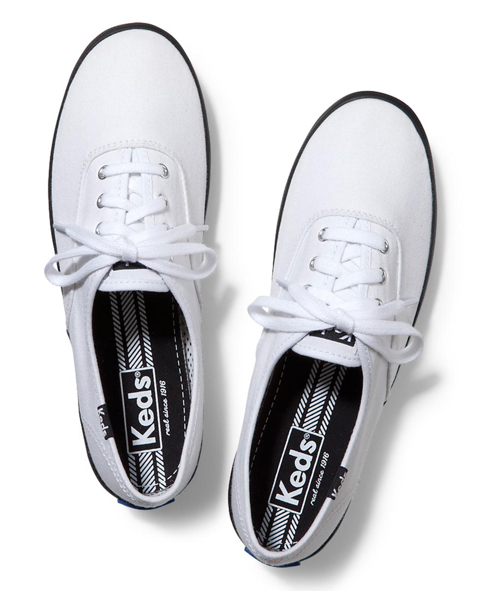 f4c78dd416e all gone. White   Black Champion Pop Foxing Sneaker