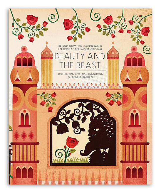 Sterling  Picture Books  - Beauty and the Beast Hardcover