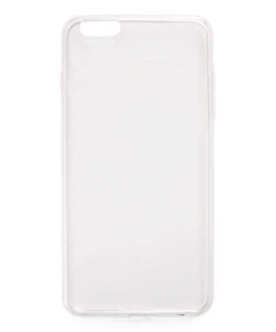Riah Fashion Women's Cellular Phone Cases White - White Clear Case For iPhone 6/6S