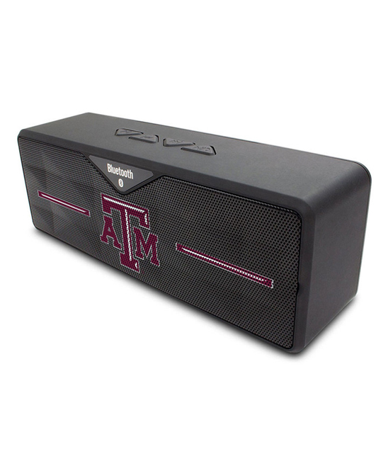Texas A&M Aggies Bluetooth Sound Box Speaker