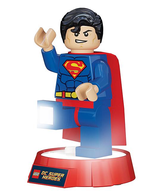LEGO® Superman Torch Lamp U0026 Night Light ...