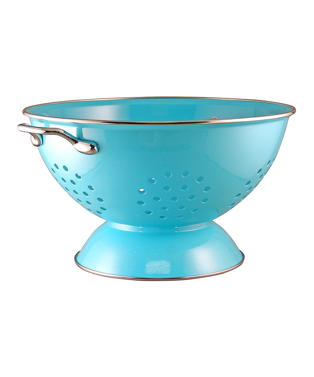 Turquoise 5-Qt. Colander