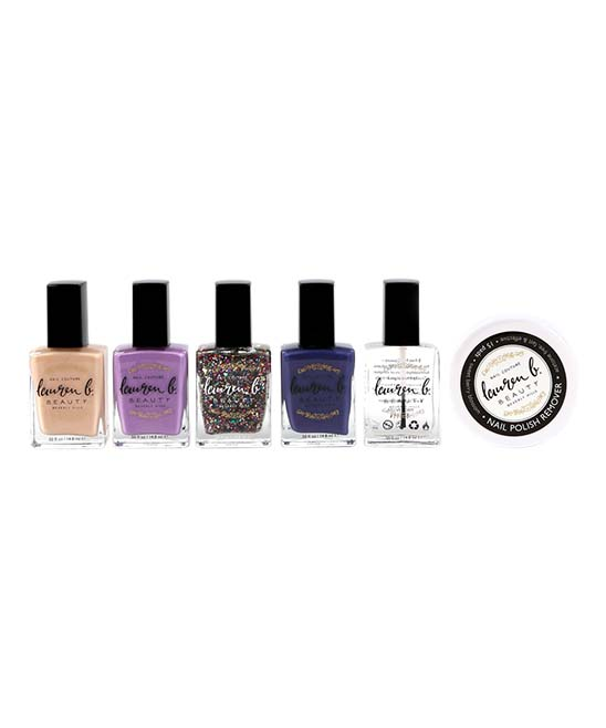 Lauren B. Beauty Women's Nail Polish Assorted - Luxury Nail Couture Collection