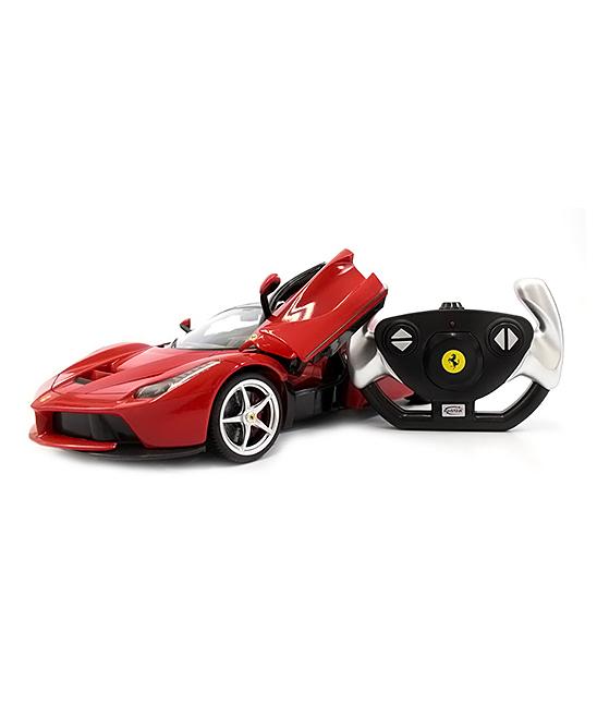 A to Z Toys  Remote Control Toys  - Red Laferrari Remote-Control Car
