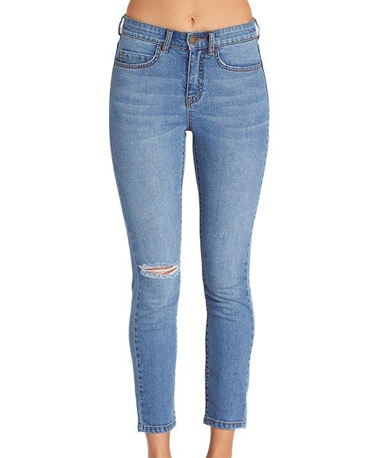 4e63f47a033dd Billabong Blue Hot Mama Jeans | Zulily