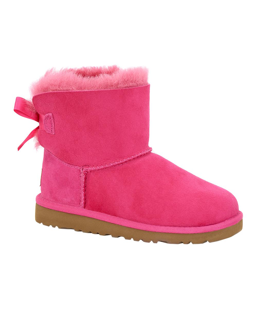 23e73b766a6 UGG® Cerise Mini Bailey Bow Boot - Girls