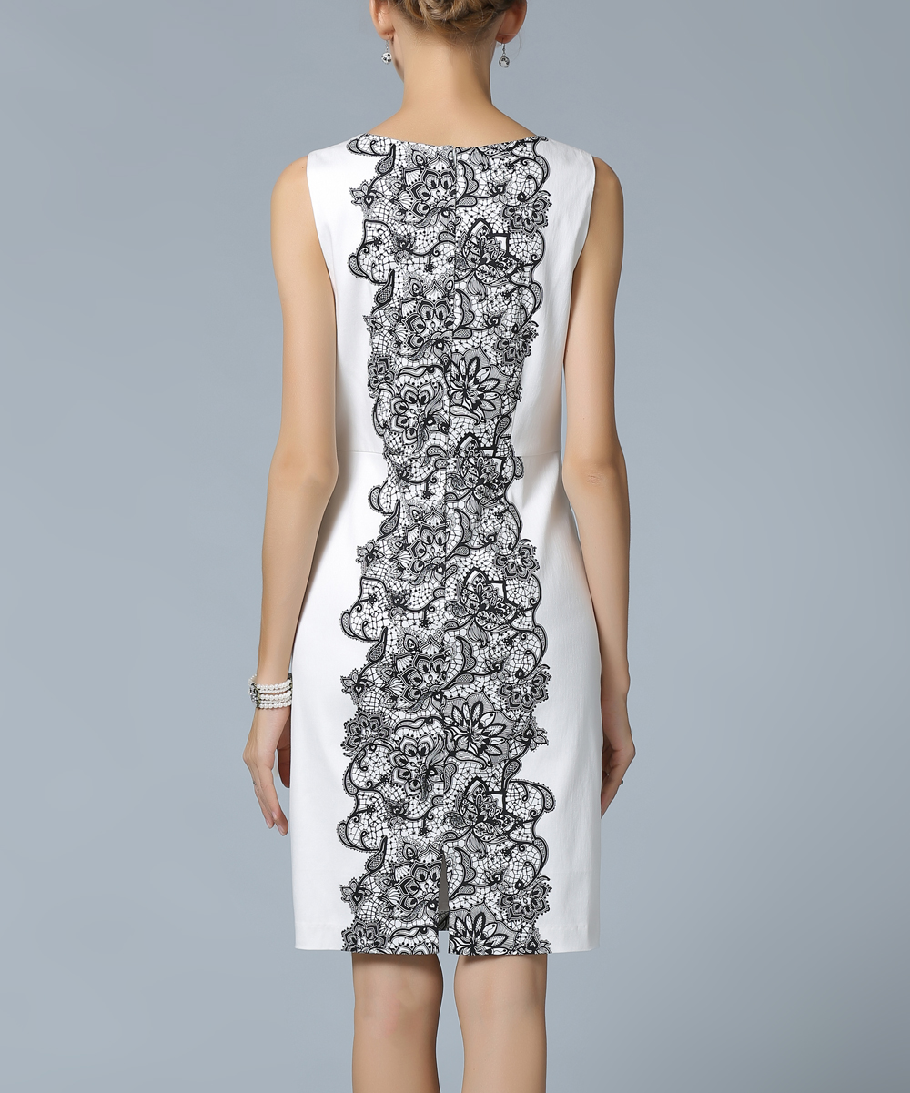 Nice Black And White Party Dress Ideas Motif - All Wedding Dresses ...