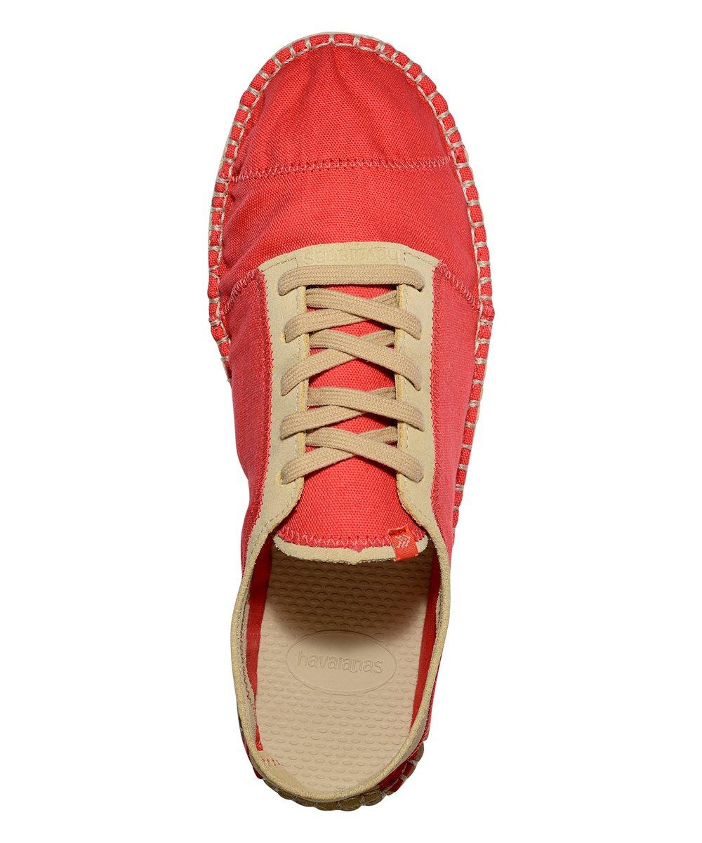 0d2931ef2912 Havaianas Ruby Red Origine Sneaker II Espadrille - Women
