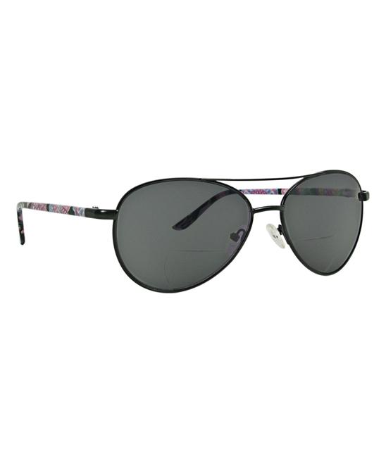 e64db55e865e6 Vera Bradley Alpine Floral Emily Bifocal Reading Sunglasses