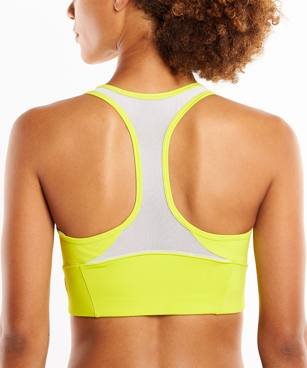 32a463673 love this product Lime Zest High Impact Sports Bra