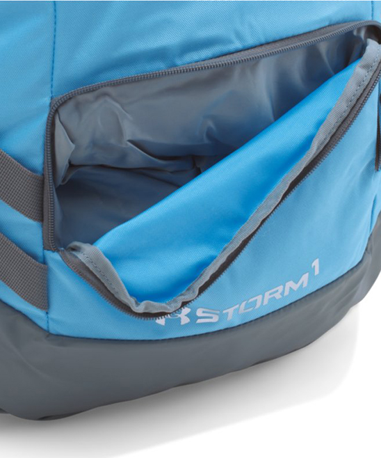 447ef5feb5 Under Armour® Carolina Blue Storm Hustle II Backpack