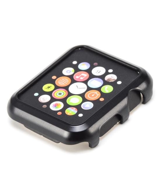 iPM    - Black Hard Border Case for Apple Watch