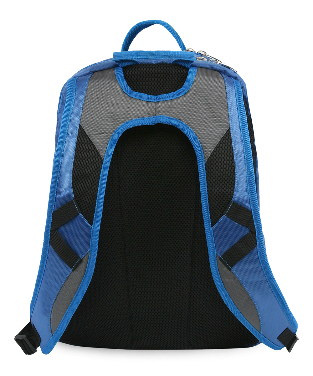 love this product Gray   Blue FILA Duel Tablet   Laptop Backpack