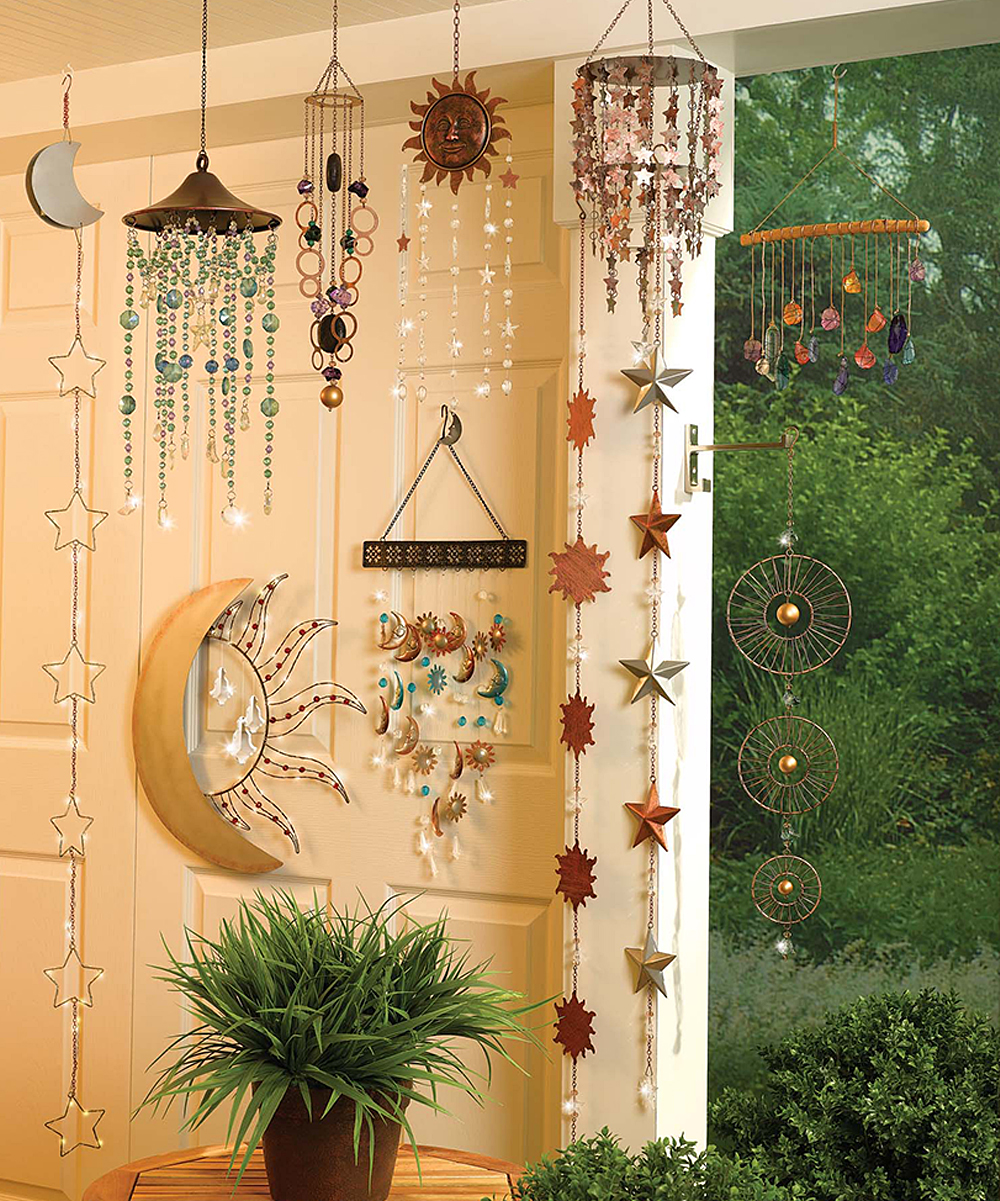 Pretty Outdoor Wall Hanging Decor Pictures Inspiration - The Wall ...
