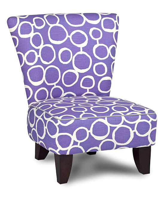 Charmant Kangaroo Trading Company Purple Links Kidsu0027 Accent Chair
